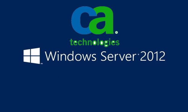 Windows Server 2012 y CA