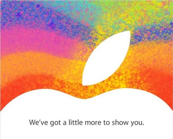 Avalancha Apple: iPad mini, iPad 4, MacBook Pro 13 Retina, iMac y Mac Mini