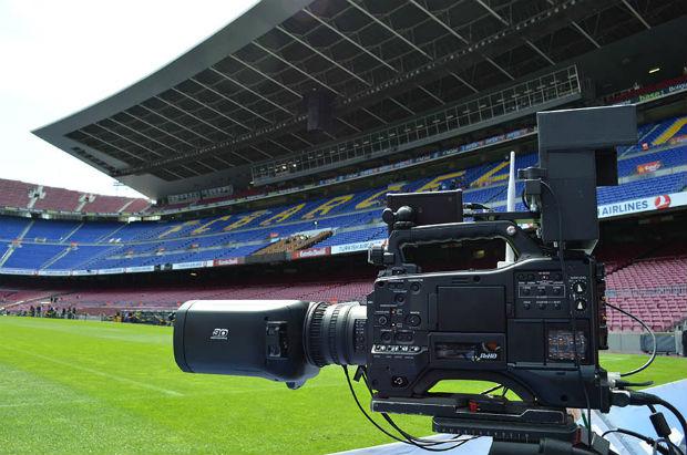 El partido Real Madrid Barça fue grabado con una cámara AG-3DP1
