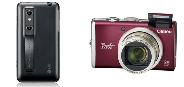 Smartphones versus cámaras fotográficas