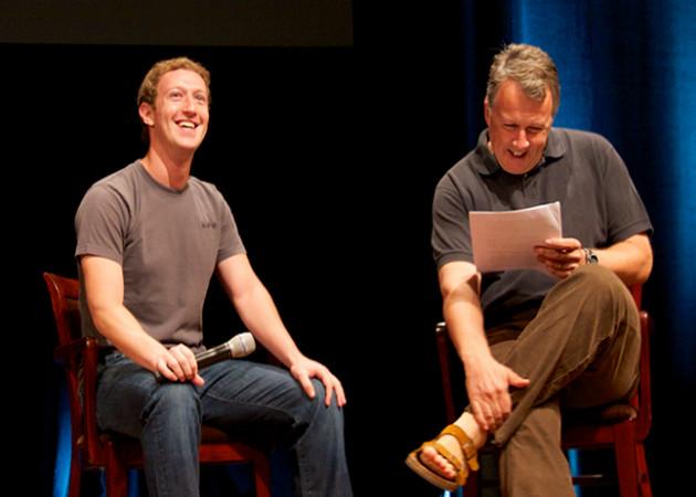 El primer servidor de Facebook costaba 85 dólares mensuales