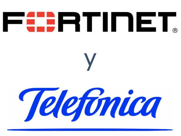 Fortinet y telefónica lanzan un proyecto junto llamado Redes Limpias