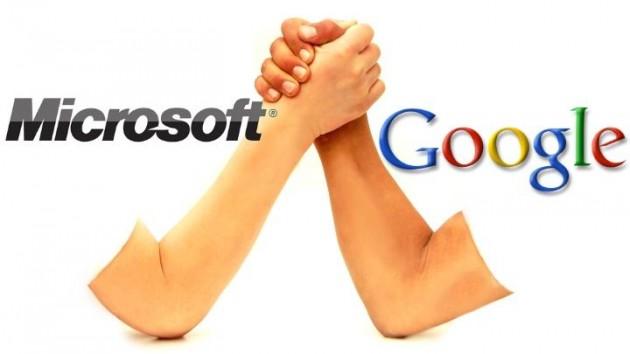 Google supera por primera vez a Microsoft en capitalización bursátil