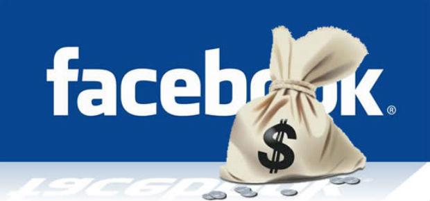 Resultados ingresos Facebook