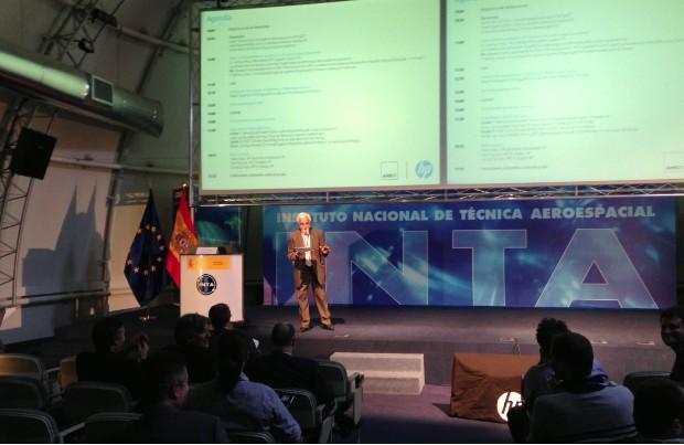 Javier García Tobío, presidente de la asociación HP CAST