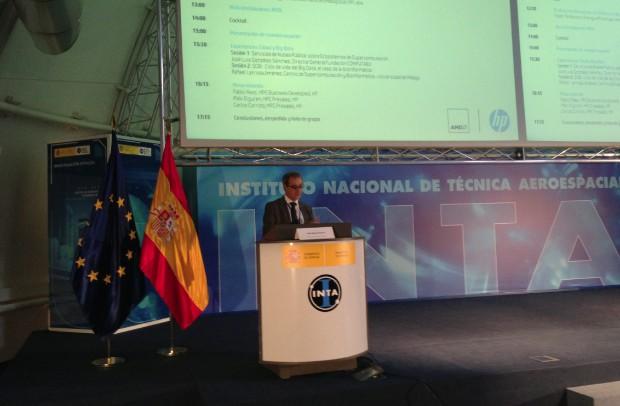 José Miguel Muñoz, director de Administración Pública de HP