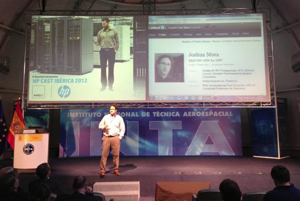 Joshua Mora, especialista de prestigio mundial en HPC