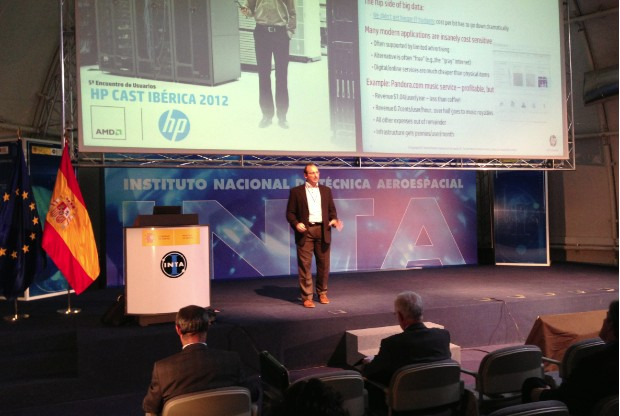 Paolo Faraboschi, integrante de HP Labs
