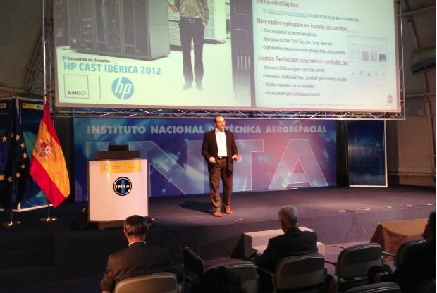 Paolo Faraboschi, integrante de HP Labs