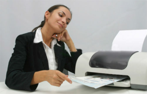 Las impresoras tienen que adaptarse a las nuevas necesidades