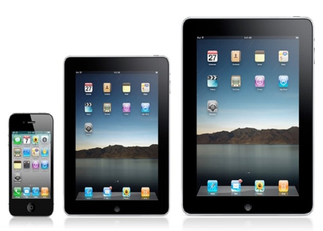 Apple presentaría el iPad Mini el 17 de octubre