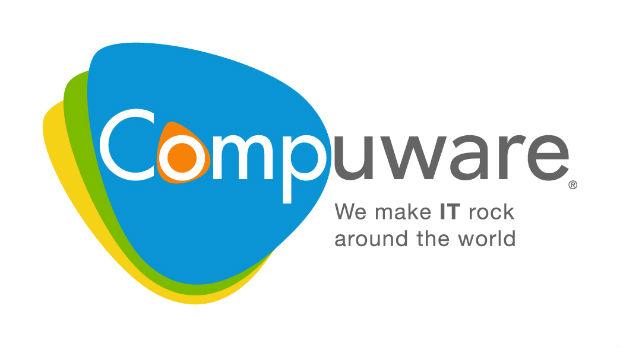 Logotipo compuware