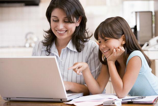 Las madres de todo el mundo buscan la manera de pasar tiempo en familia y recurren a la tecnología en busca de sugerencias y consejos.