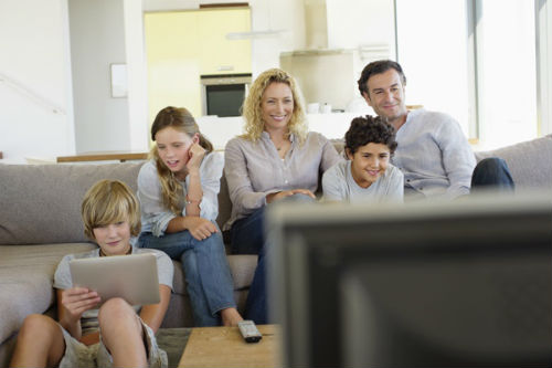 Los dispositivos móviles están alterando el consumo televisivo