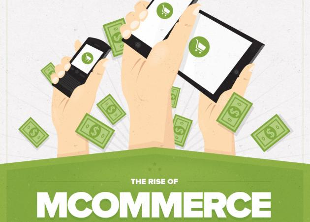 El crecimiento del comercio electrónico móvil, imparable