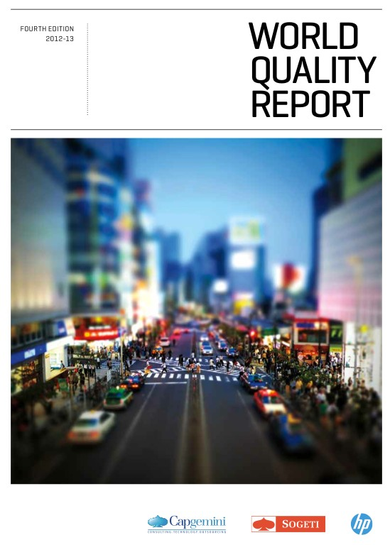 """Según el informe """"World Quality Report"""", el 69% de las empresas no garantiza la calidad de sus apps móviles"""