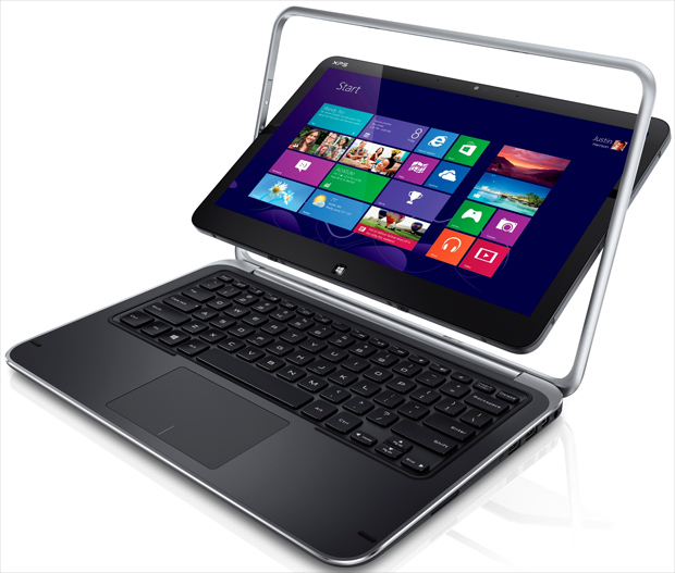 Dell presenta su nueva gama de equipos con Windows 8