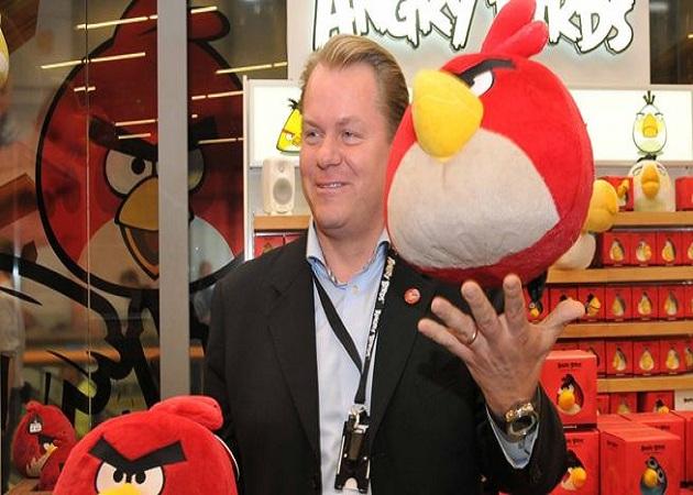 Rovio inaugura en España la primera tienda física de Angry Birds