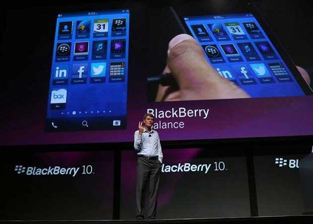 BlackBerry 10 tiene fecha de lanzamiento: 30 de enero de 2013