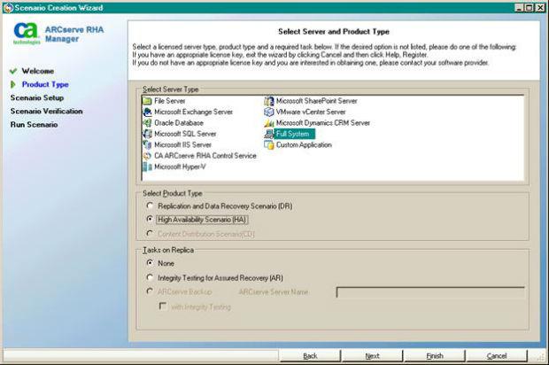 CA Technologies presenta el nuevo CA ARCserve
