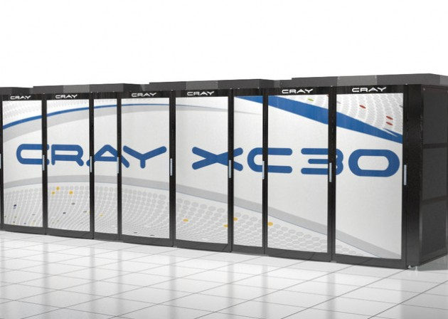 Cray anuncia el supercomputador XC30 para HPC de 100 petaflops