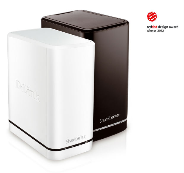 D-Link nube personal NAS DNS-320L