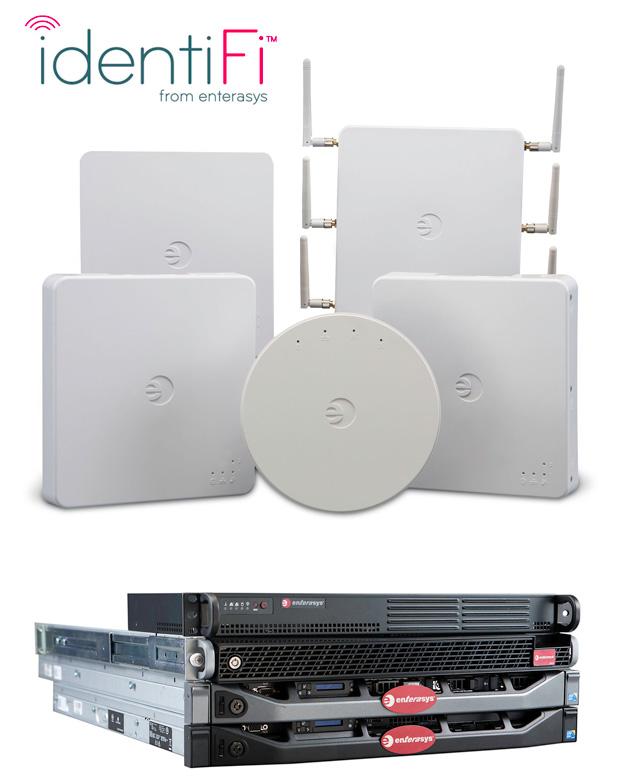 ENTERASYS presenta IdentiFi, solución WiFi para nuevos entornos móviles y BYOD