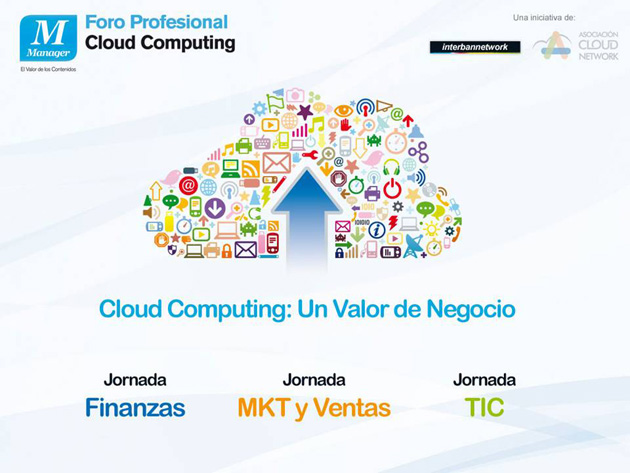 Foro Profesional Cloud Computing