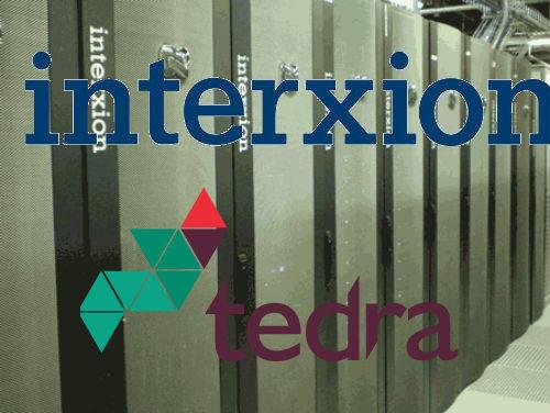 Tedra ofrece sus servicios cloud desde el centro de datos de Interxion en Madrid