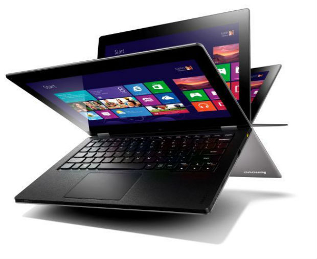 Idepad Yoga la apuesta de Lenovo por los ordenadores convertibles
