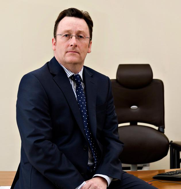 Matthew Farrow nuevo consejero delegado de OKI Systems Ibérica