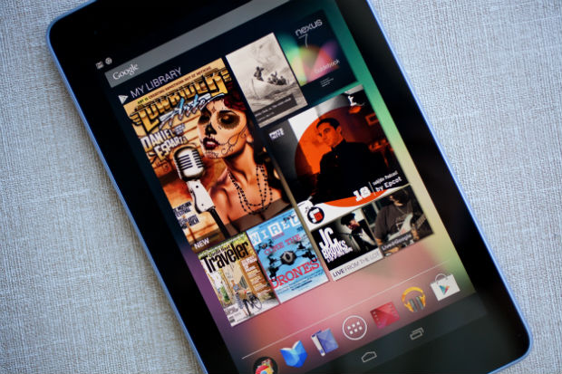 Nexus tablet con android 4.2