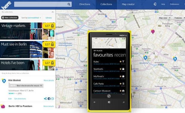 Nokia compra Earthtime para mejorar su aplicación de mapas