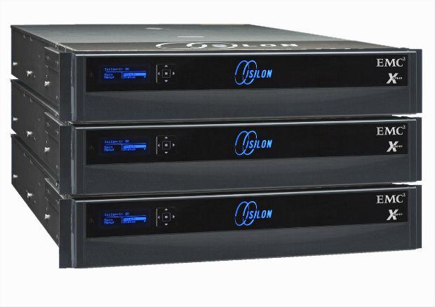 Próxima generación de los sistemas de almacenamiento EMC Isilon