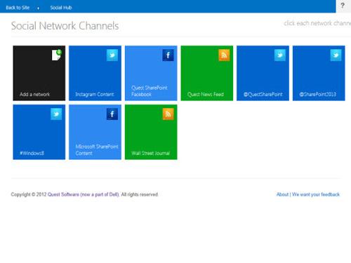Quest Software anuncia una nueva herramienta para maximizar las funciones de SharePoint 2013