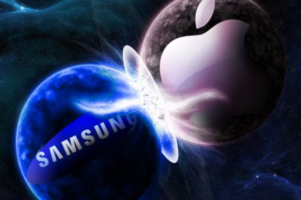Apple demanda a Samsung por patentes