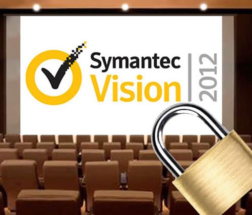 Symantec Vision 2012 en Barcelona