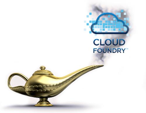 VMware Cloud Foundry Core