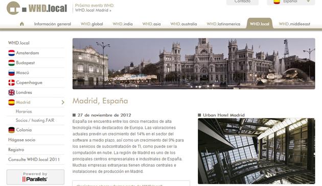 El evento de hosting WorldHostingDays llega mañana a Madrid