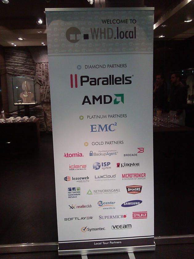 WHD Madrid habla de cloud, servicios y datacenters