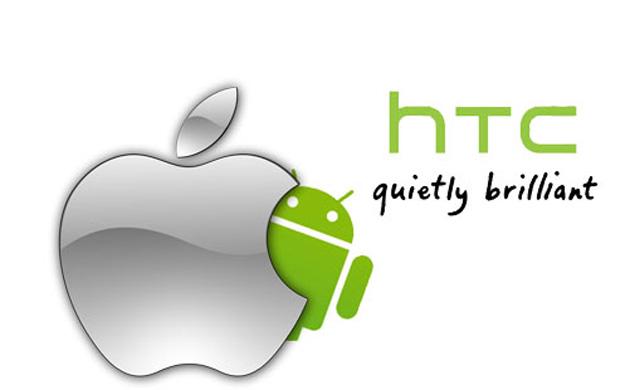 Apple y HTC fuman la 'pipa de la paz'