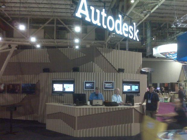 Tercera edición del OpenDoors EMEA 2012 organizado por Autodesk