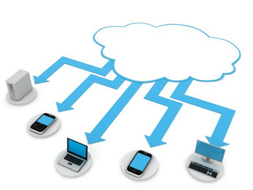Elija una ubicación lógica para su Cloud