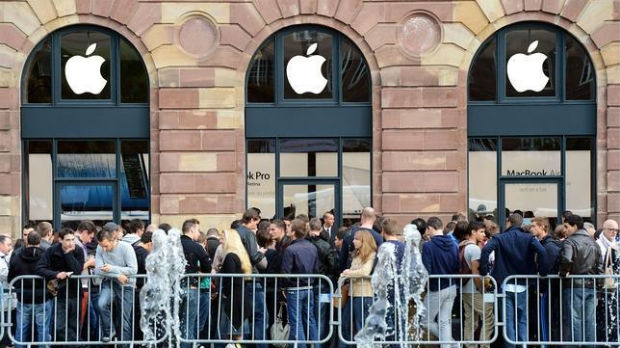 iPhone 5 supera a Android en EEUU