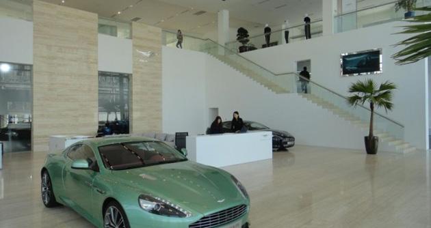 Aston Martin cambia de marcha con Microsoft Dynamics AX