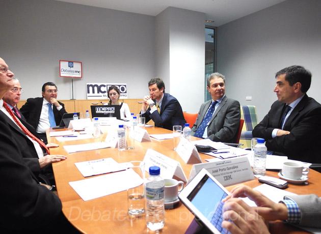 """Debate MC: """"El cambio en el modelo de servicios TIC"""""""