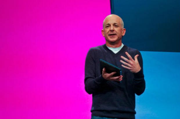 Microsoft cae en bolsa tras la salida de Sinofsky