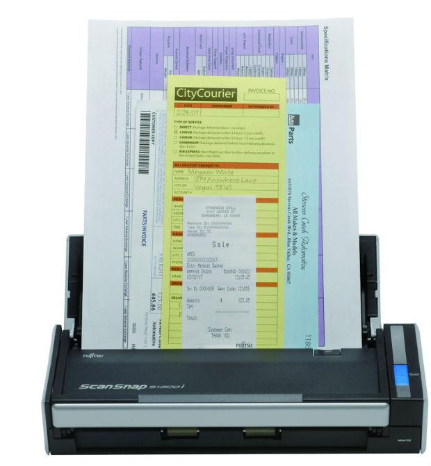 ScanSnap S1300i de Fujitsu, un escáner sencillo adaptado a las necesidades actuales