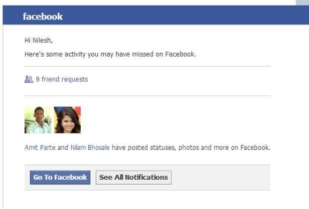 Fallo de seguridad en las cuentas de Facebook