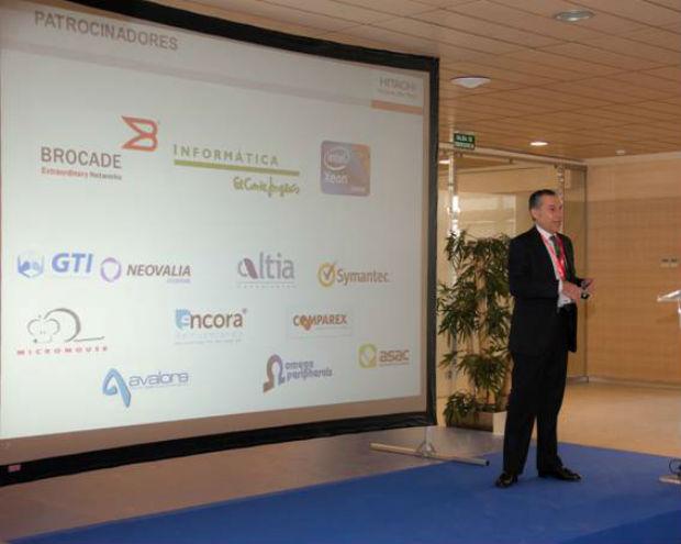 Hitachi Information Forum 2012 reúne a cerca de 400 expertos del mundo de las TIC